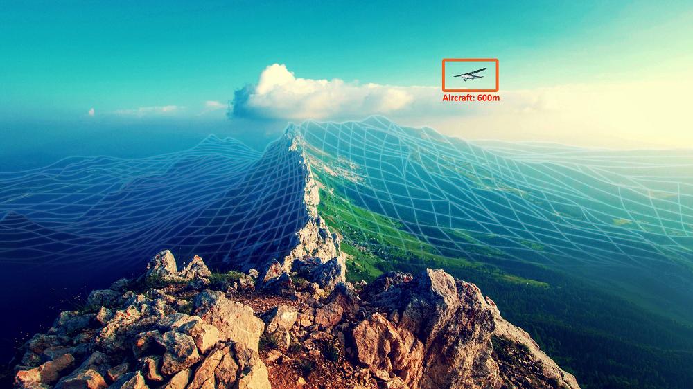 autonomous aircraft illustration