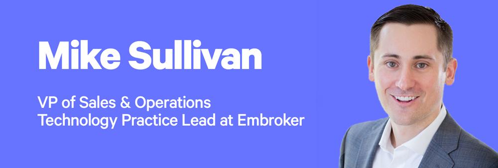Mike Sullivan of Embroker