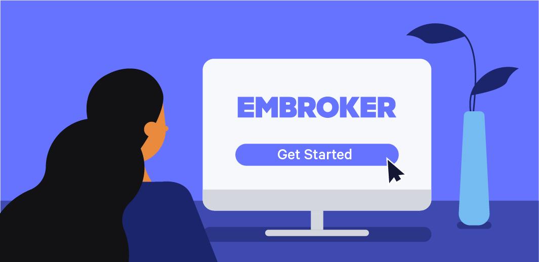 coverwallet alternative: benefits of choosing embroker for startups illustration