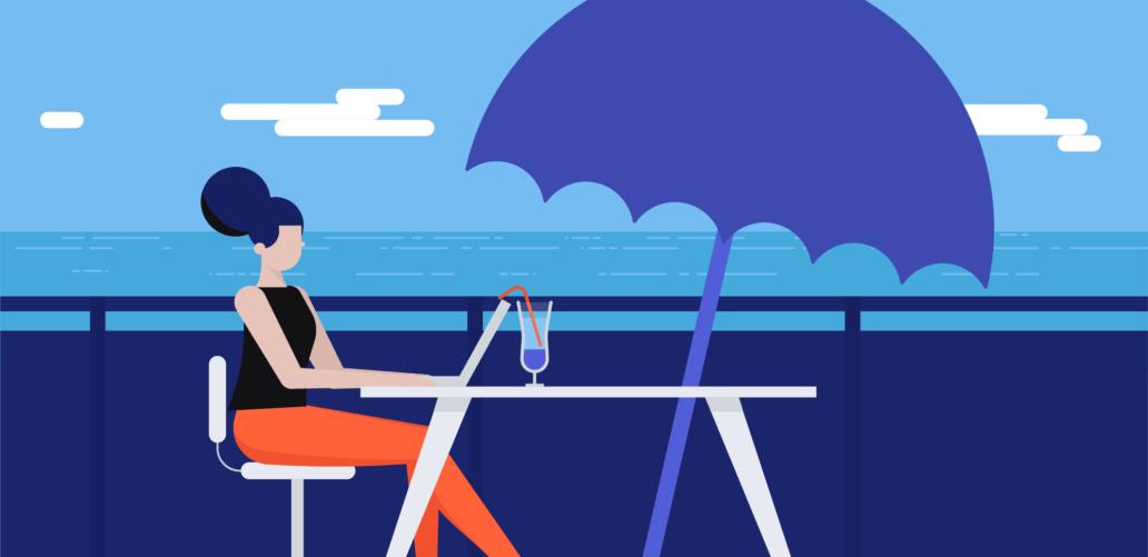 freelancer insurance illustration