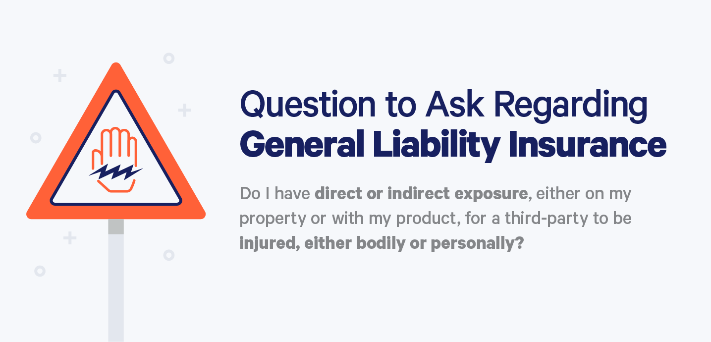 Do I need general liability insurance questions