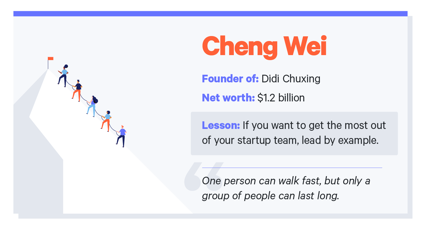 Cheng Wei quote