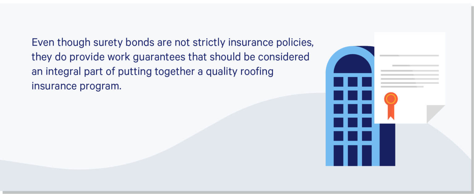 Insurance for roofing contractors_Surety Bonds