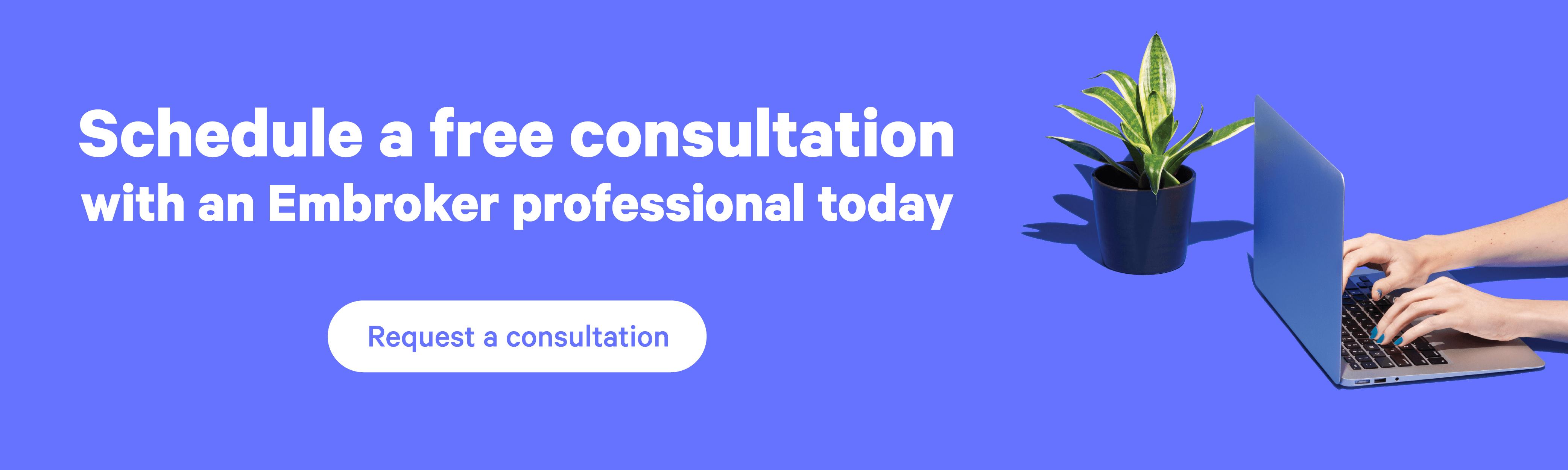 embroker insurance consultation