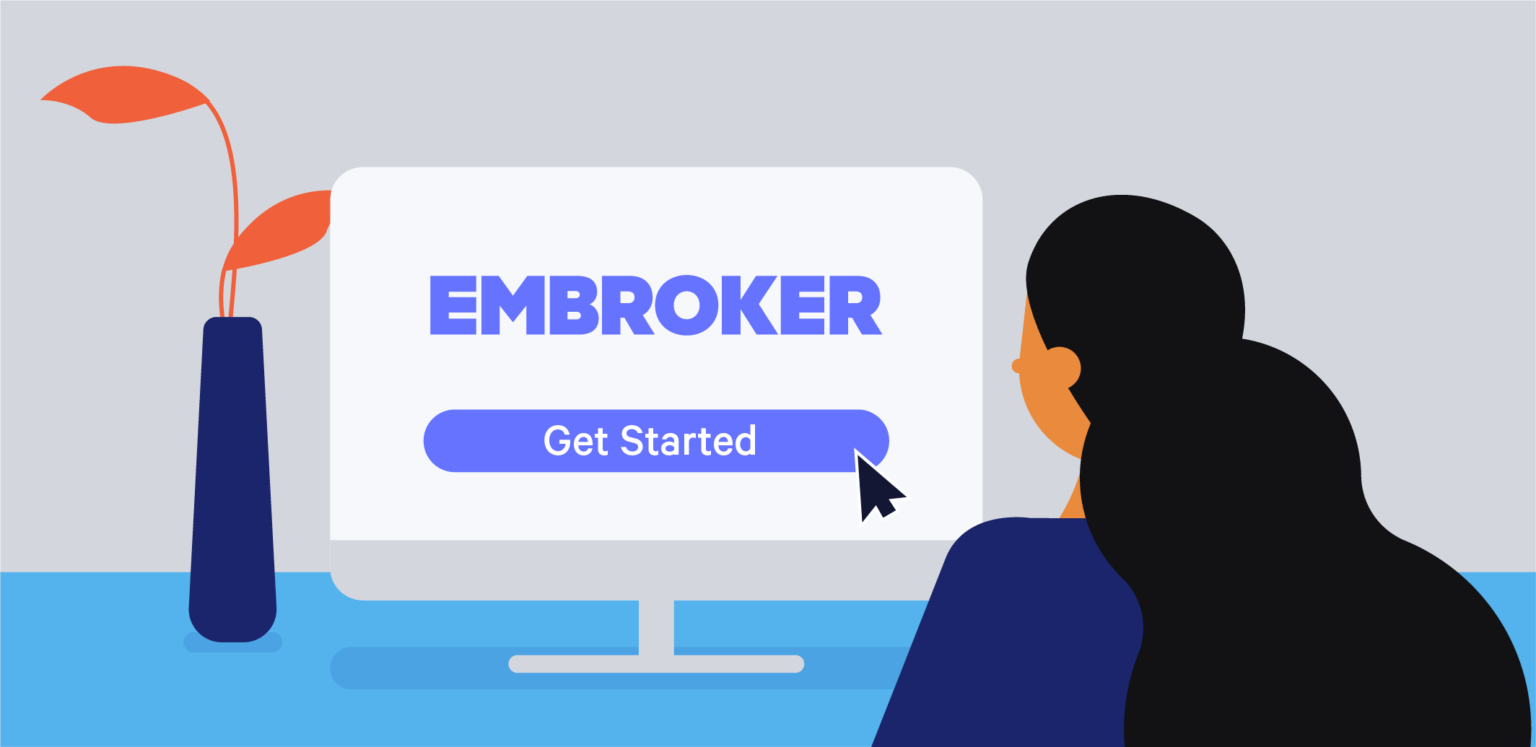 Embroker vs Founder Shield illustration