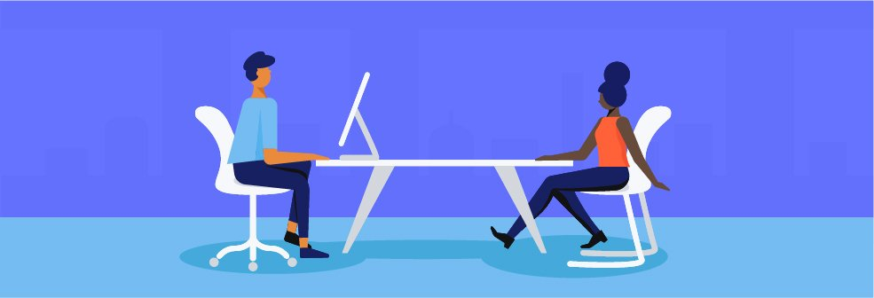 outsourcing recruiting illustration