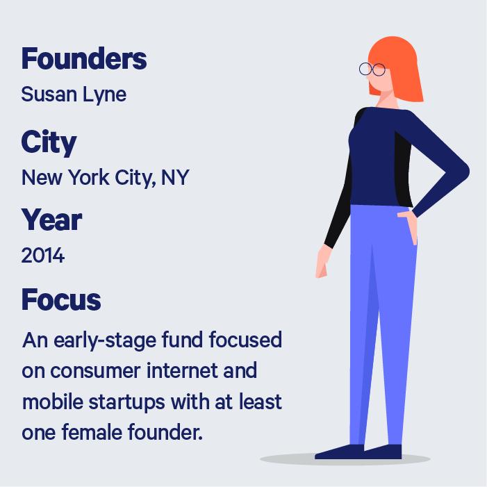 Description of BBG Ventures founder Susan Lyne.