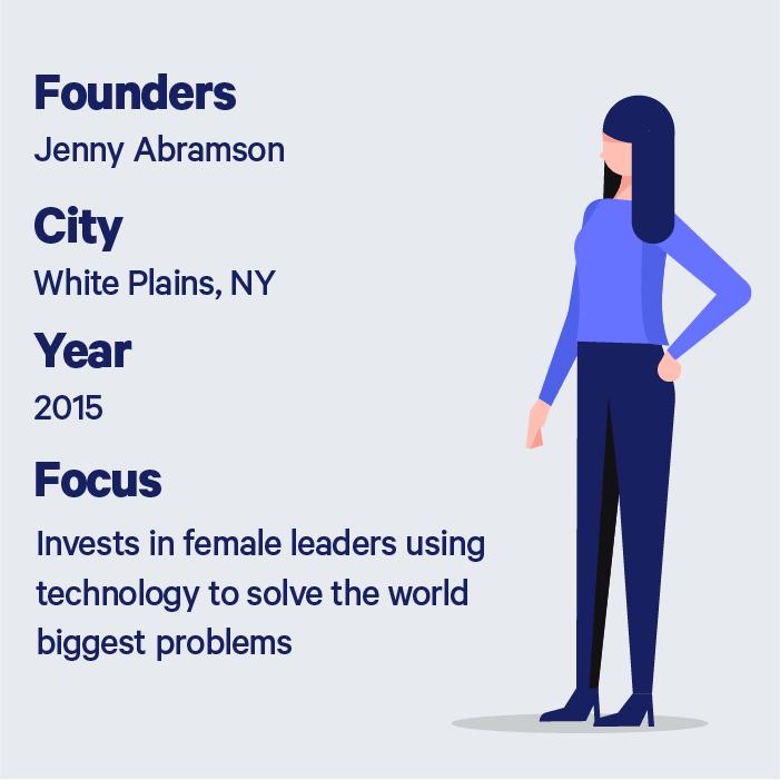 Description of Rething Impact founder, Jenny Abramson.