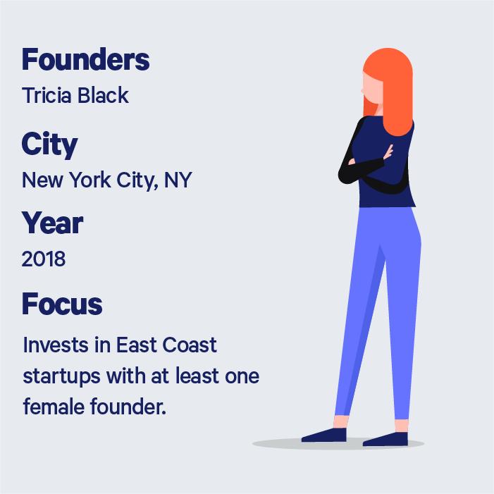 Description of Amplifyher founder Tricia Black.