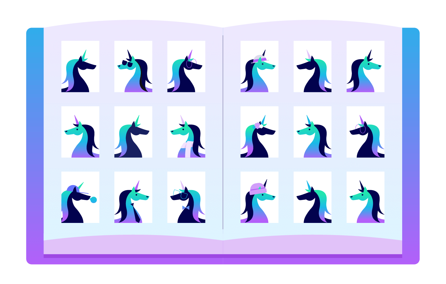 unicorn yearbook class of 2019