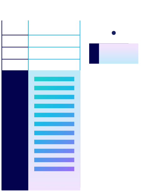 A crane moving blocks to build a building. Illustration.