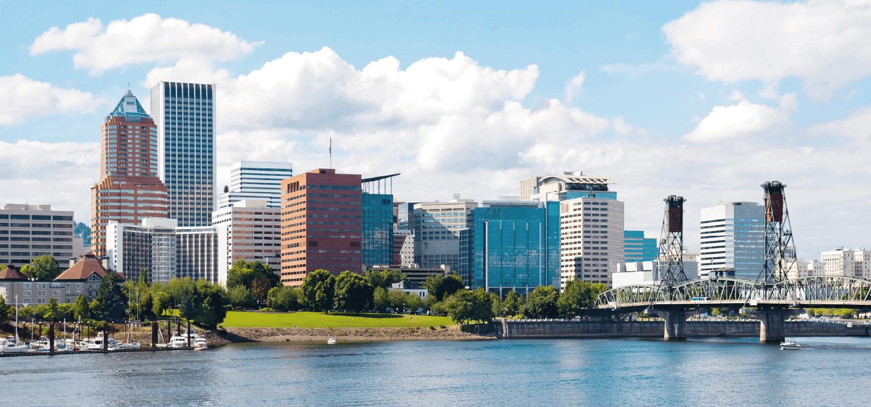 A photo of Portland