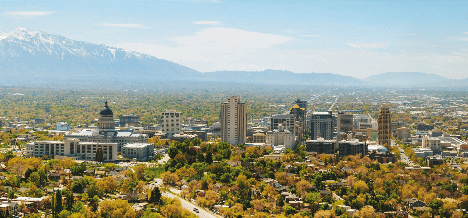 A photo of Salt Lake City