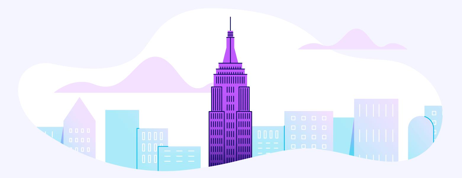 New York City Illustration