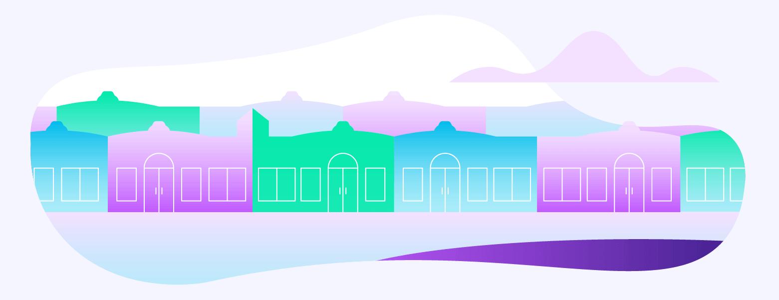 Santa Cruz Illustration