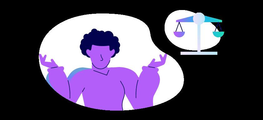 qual política é a melhor ilustração